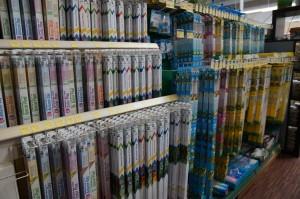 Leuchtstoffröhren verschiedener Hersteller