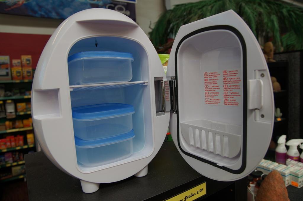 Reptilienabteilung Inkubator