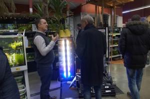 Firma Daytime/Waltron GmbH präsentiert LED