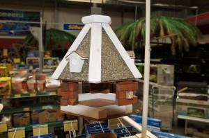 Gartenvögel Vogel Haus Häuschen